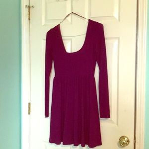 Free People Long Sleeve Dress - Small